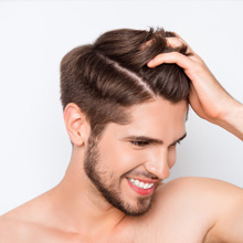 Helps to revive dull, lustreless hair