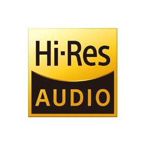 hi-res audio high resolution