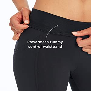 marika, tummy control, capri legging, leggings for women