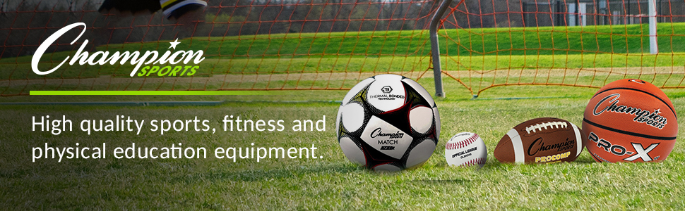 Champion Sports - High quality sports, fitness and physical education equipment.