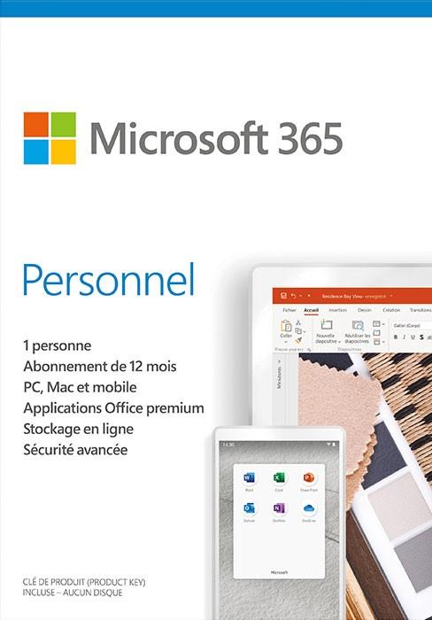 Microsoft 365 Famille