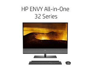HP ENVY All-in-One 32 Series