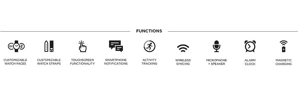 Smartwatch, Touchscreen, Watch, Michael Kors, Fitness Tracker, Smart Notifications, Wearable Tech