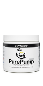 Amazon.com: Do Vitamins - PurePump Natural Pre Workout ...