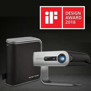 m1 projector if design award