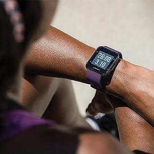 Garmin Forerunner 30 GPS Running Watch with Wrist Heart Rate ba25d23515