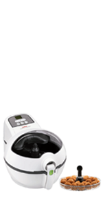 Tefal FZ7510 Actifry Snacking Express, 1400 W, 1 Liter, 0 ...