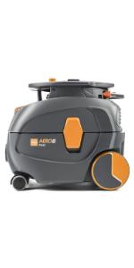 diversey taski aero 8 plus vacuum commercial canister hepa