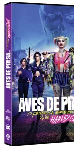 birds of pray dvd warner aves de presa harley queen