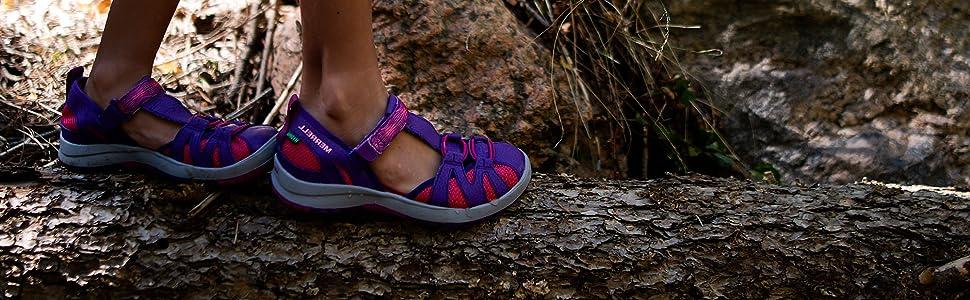 Merrell Kids Hydro Monarch 2.0 Water Shoe, Hiking Sandal