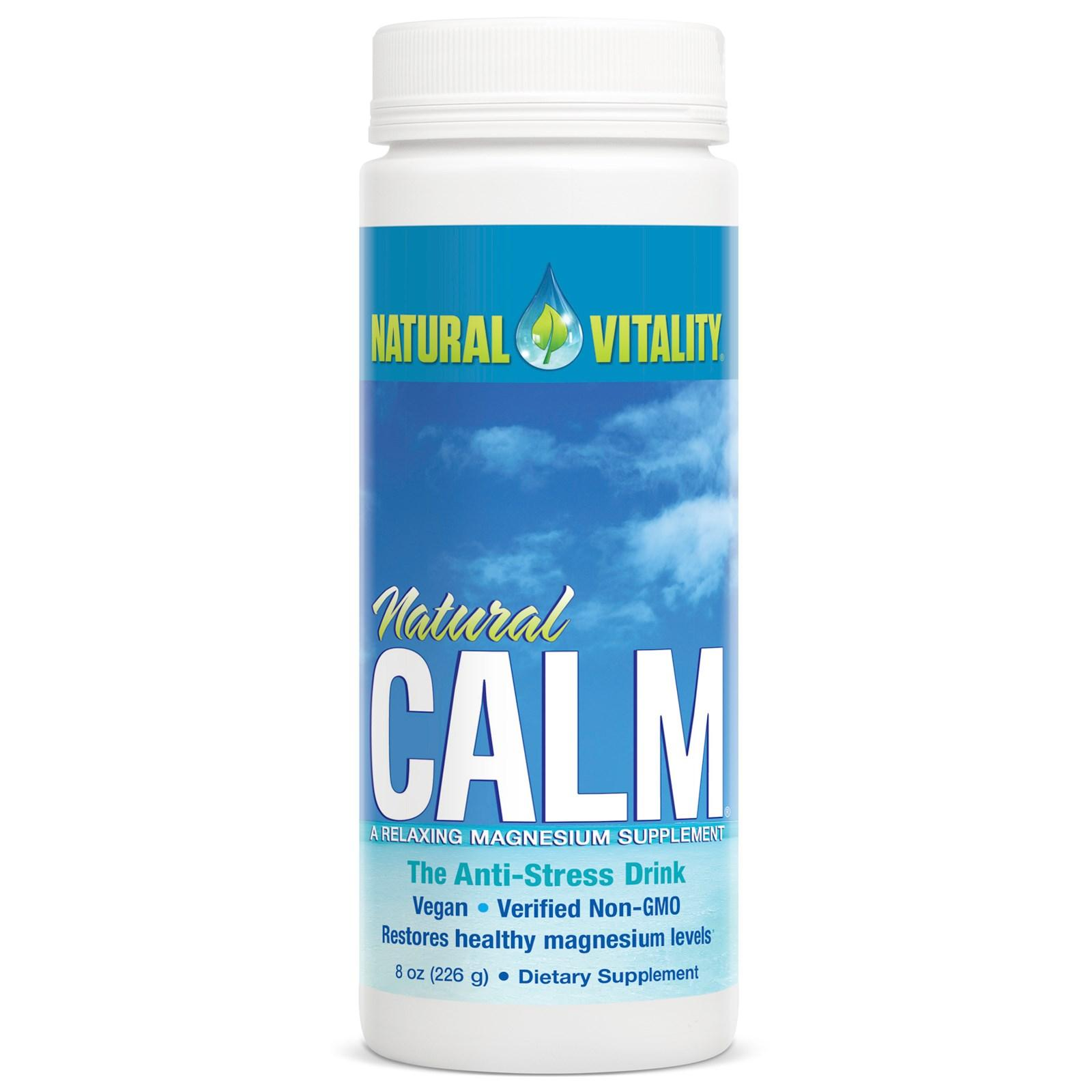Is natural calm safe