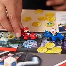Monopoly Gamer Mario Kart Hasbro E1870105 Amazon Es Juguetes Y