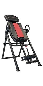 Health Gear ITM7.5 Big & Tall Heat & Massage Inversion Table