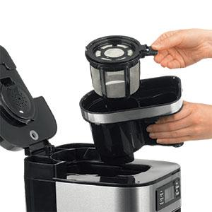 0fab836b 3496 4ee4 9c09 05e3d6b07c39. SL300   Coffee Maker That Grinds Beans And Brews