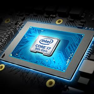 Intel i7 laptop; intel CPU;9th gen CPU