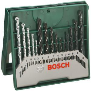 Bosch; bricolaje; accesorios; brocas; taladro; taladrar;