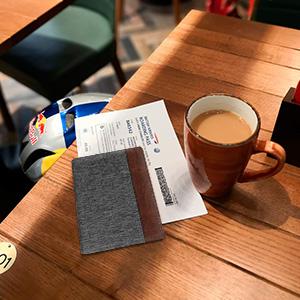 Reisepass Schutzhülle