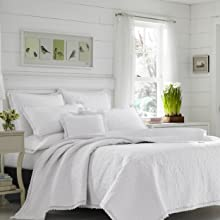 white bedding;white quilt;white king bedding;white queen bedding;cotton quilt;cotton bedding