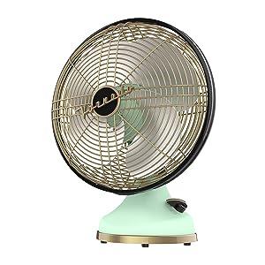 Silver Swan Alchemy Vintage Oscillating Fan