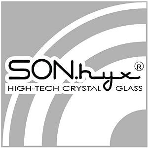 White SONhyx Logo