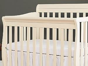 Non-toxic finishes crib mini crib for non toxic finish