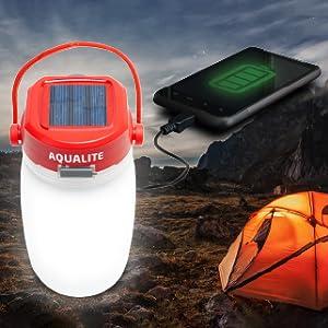 Aqualite charging mobile