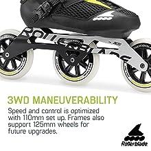 Amazon.com: Rollerblade Endurace Elite 110 - Patines en ...