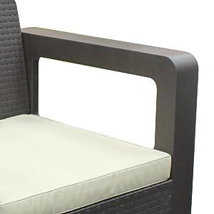 Shaf Venus Conjunto Muebles Sofa 2 Plazas + 2 Sillones: Amazon.es ...