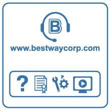Bestway 56441 Piscina Power Steel Frame Rettangolare ...