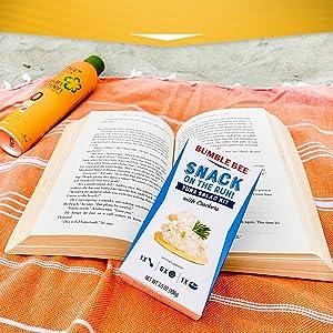 Bumble Bee Snack on the Run: Tuna Salad Kit