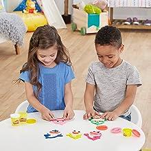 baby shark toys; baby shark playdoh; doo doo doo shark; baby shark doo doo toys; pinkfong toys