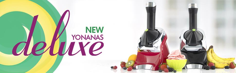 Yonanas Deluxe Fruit Dessert Maker