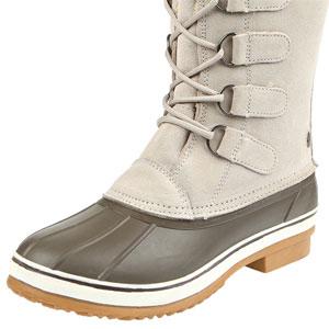 Light weight water proof shell on Kathmandu Women's winter boot