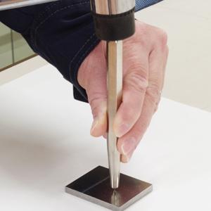SK センターポンチ CP-150 マーキング 方法