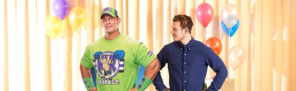 Corte de cartón WWE; corte de cartón John Cena