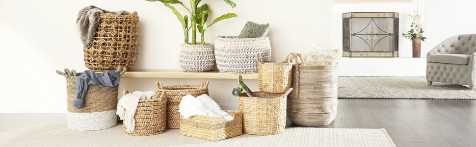 Amazon Seagrass Baskets