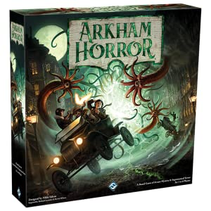 arkham horror third edition box