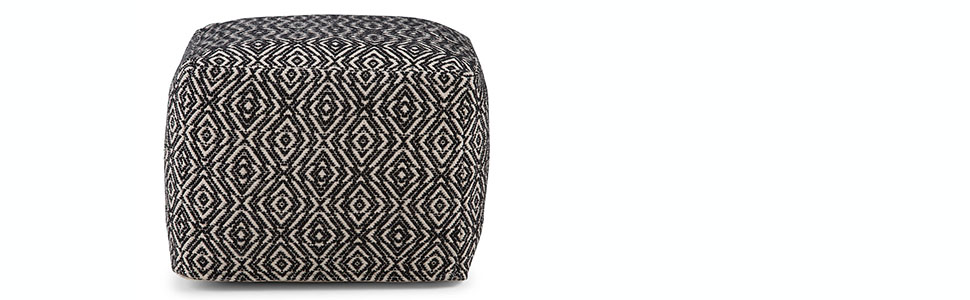 Awe Inspiring Amazon Com Simpli Home Axcpf 03 Graham Transitional Square Short Links Chair Design For Home Short Linksinfo