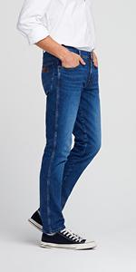 Wrangler Texas Slim jeans uomo