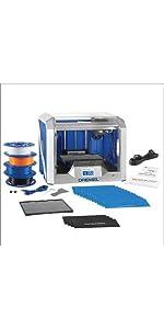 3D, 3D40-edu, dremel, 3d printer, k-12, higher ed, 3D45