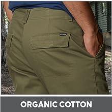 Organic Cotton Twill