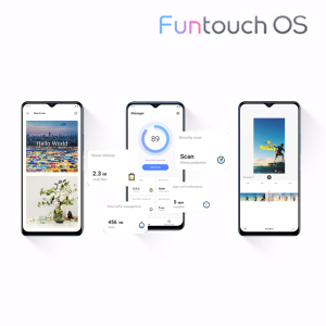 Funtouch OS 11 based on Android 11