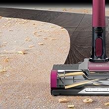 dirt pick up, powerful suction, hard floor vacuum, carpet vacuum, powerful vacuum