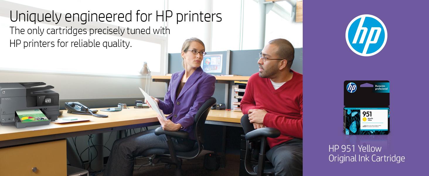 950 951 color tri-color black xl combo pack hp ink cartridges cartridge printer Hewlett Packard