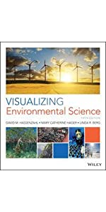 Visualizing environmental science, 5th edition wileyplus learning.