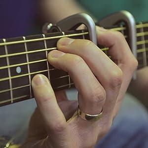 Newport 3-String Partial Capo G7th Guitar Capo