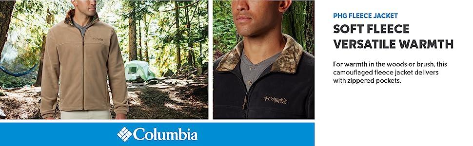 Columbia PHG Men's Fleece Jacket