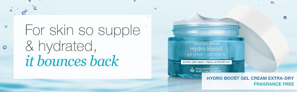 Hydro Boost Gel Extra Dry