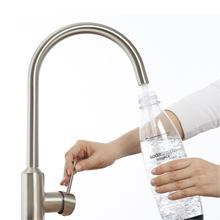 acqua di rubinetto gasare in casa