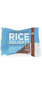 RICE DELIGHTS